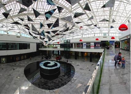 Los mejores centros comerciales de granada residencia - Centro comercial serrallo granada ...