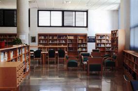 Bibliotecas publicas en Granada