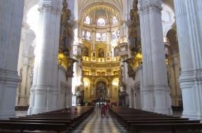 visitar la catedral de Granada