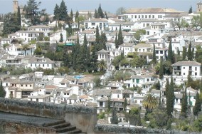 visita uno de los barrios más mágicos de Granada